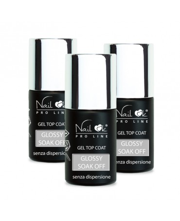 GEL TOP GLOSSY Ohne...